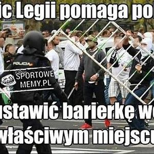 Memy po meczu Real-Legia
