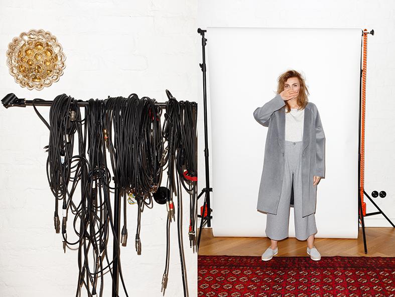 Reni Jusis w kampanii Nenukko (fot. Łukasz Ziętek)