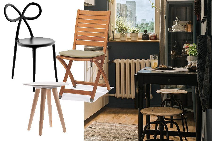Jakie krzesła do stołu w kuchni?
