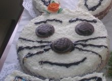 Tort zajączek - ugotuj
