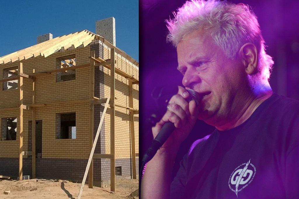 Kazik Staszewski nagrał piosenkę o tym, że nie może zbudować domu