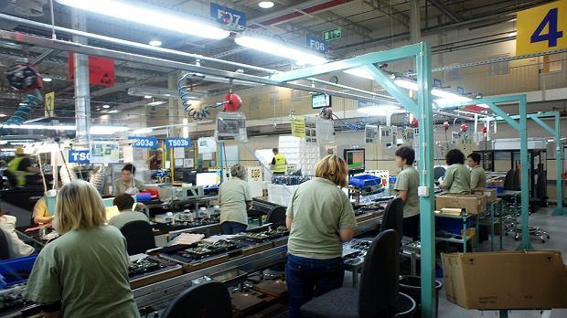 TCL fabryka w Żyrardowie