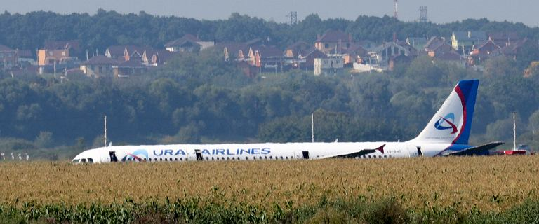 Odznaczenia dla pilotów, którzy wylądowali na polu kukurydzy. Jest nagranie