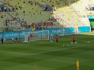 Gole padały jeden za drugim. Kibice kadry dawno nie mieli takiej radości. Piękny gest Paulo Sousy