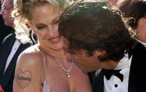 Melanie Griffith, Antonio Banderas w 2009