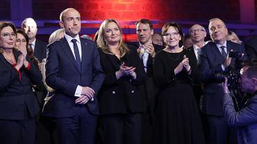Rada Krajowa Platformy Obywatelskiej, Warszawa 08.02.2020