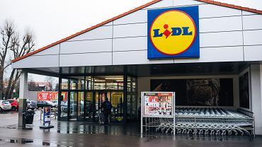 Supermarket Lidl w Gdańsku