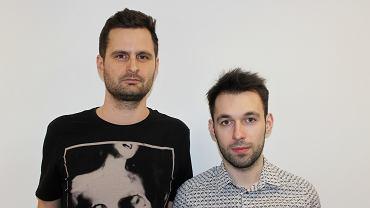 Przemysław Pozowski i Mateusz Warianka