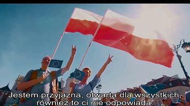 Warszawa zwraca się w spocie do Patryka Jakiego
