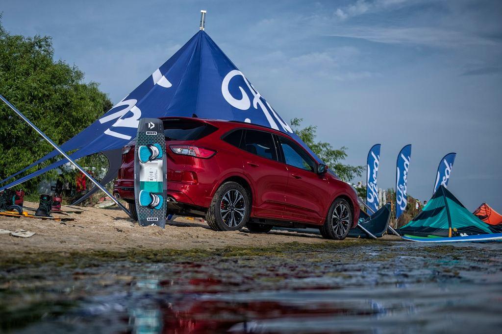 Zawody Ford Kuga Kite Challenge