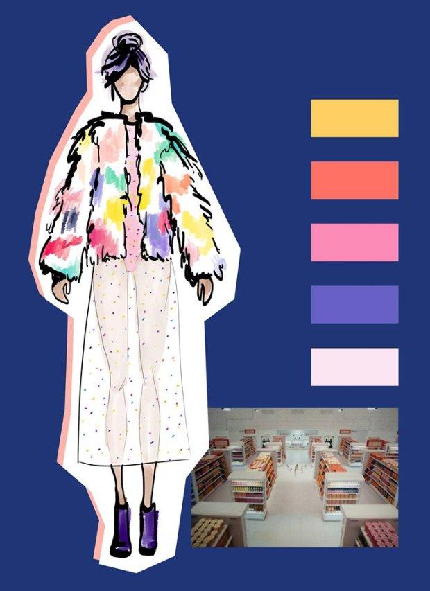 Fashion Designer Awards 2016: praca konkursowa duetu Dvojka