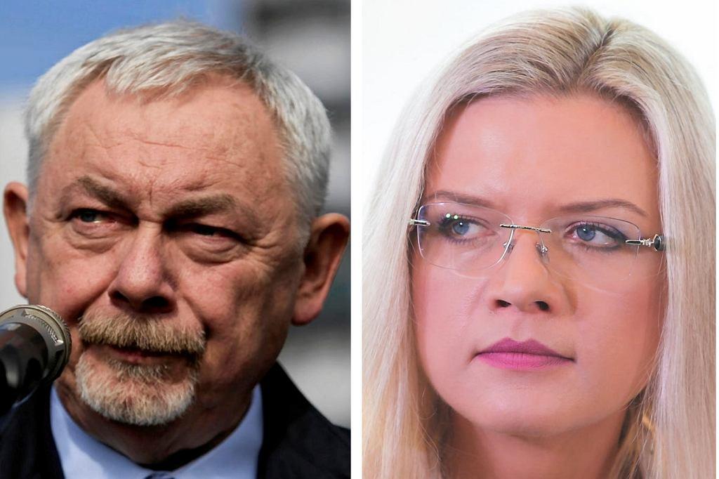 Wybory samorządowe 2018 w Krakowie. Wyniki sondażu exitt poll: W drugiej turze Jacek Majchrowski i Małgorzata Wassermann