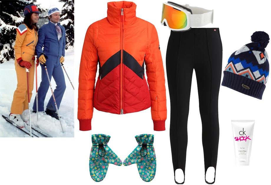 Moda na nartach