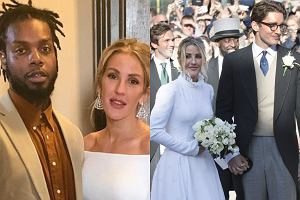 Suknia ślubna Ellie Goulding