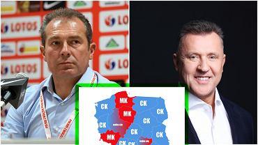 Marek Koźmiński i Cezary Kulesza walczą o posadę prezesa PZPN
