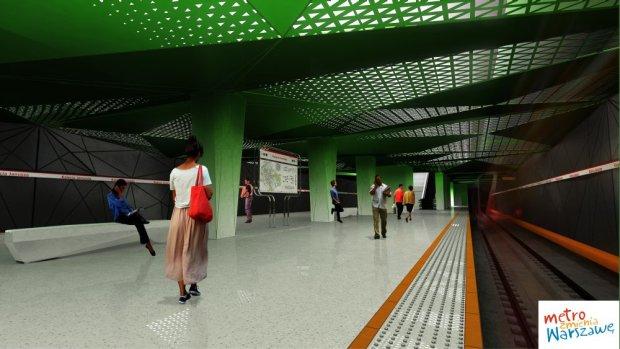 Wydłużają II linię metra: 13 stacji w 2019 r., 18 - w 2022 r.
