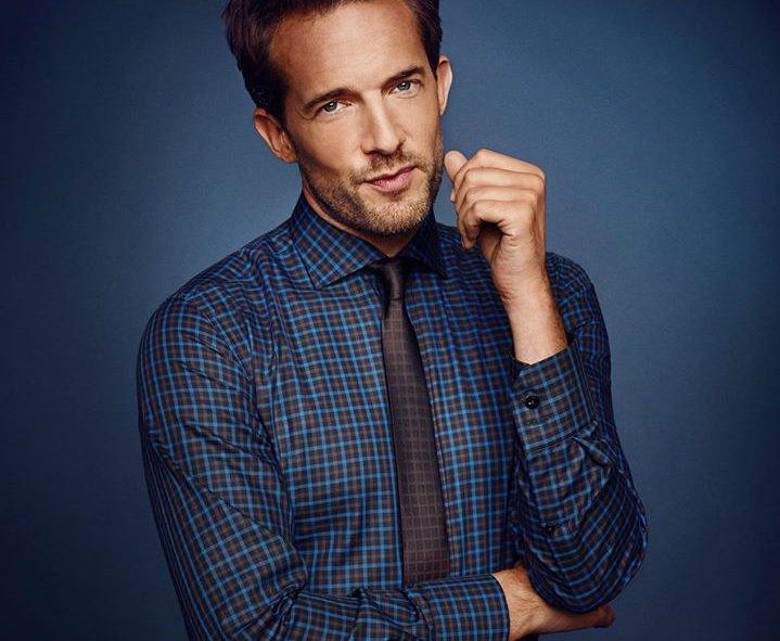 4e6885e1453b10 Męskie koszule w kratę: z muchą czy krawatem?
