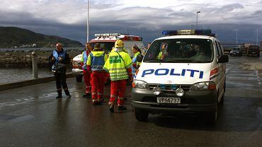 Norweska policja (zdjęcie ilustracyjne)