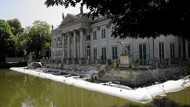łazienki Królewskie Warszawa Warszawawyborczapl