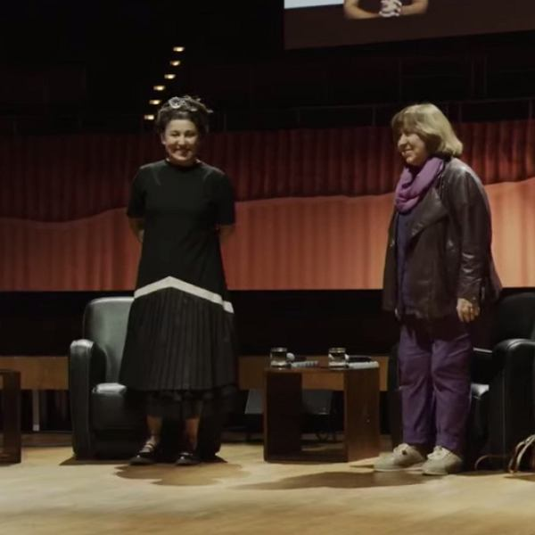 Olga Tokarczuk i Swietłana Aleksijewicz we Wrocławiu