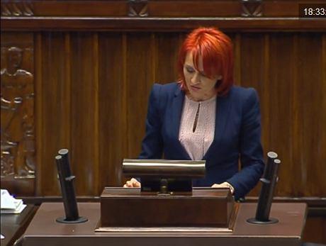 Bernadeta Krynicka (iTV Sejm)