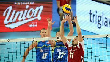 Polska - Słowenia 1:3. Fabian Drzyzga