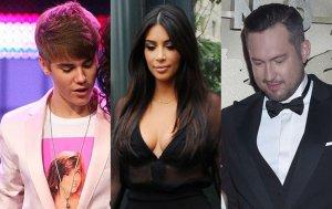 Justin Bieber, Kim Kardashian, Marcin Prokop