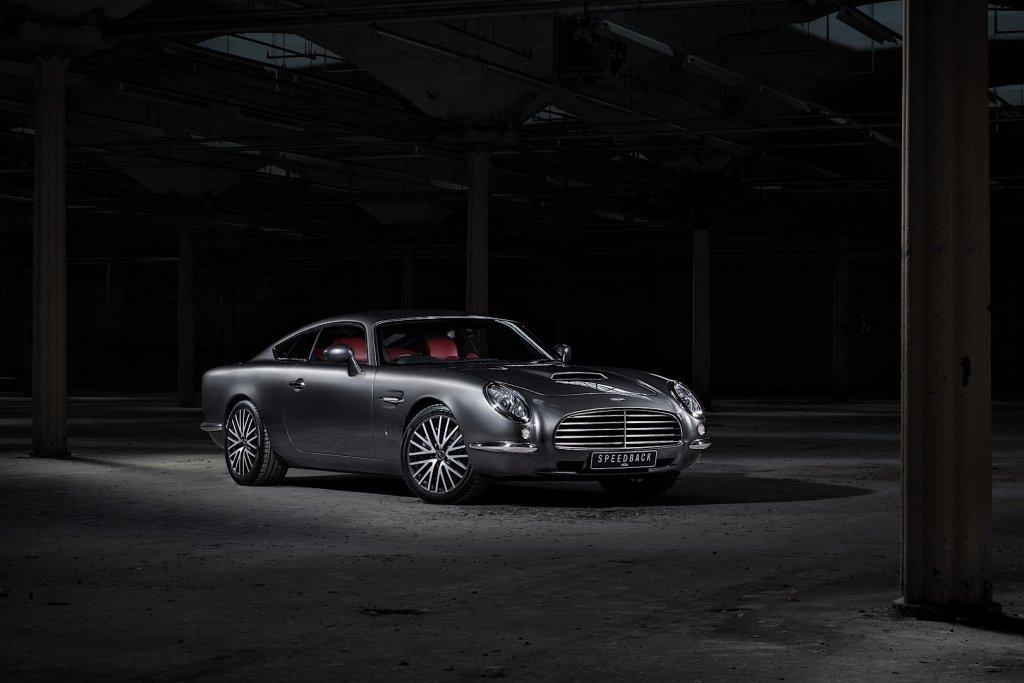 2015 Speedback GT