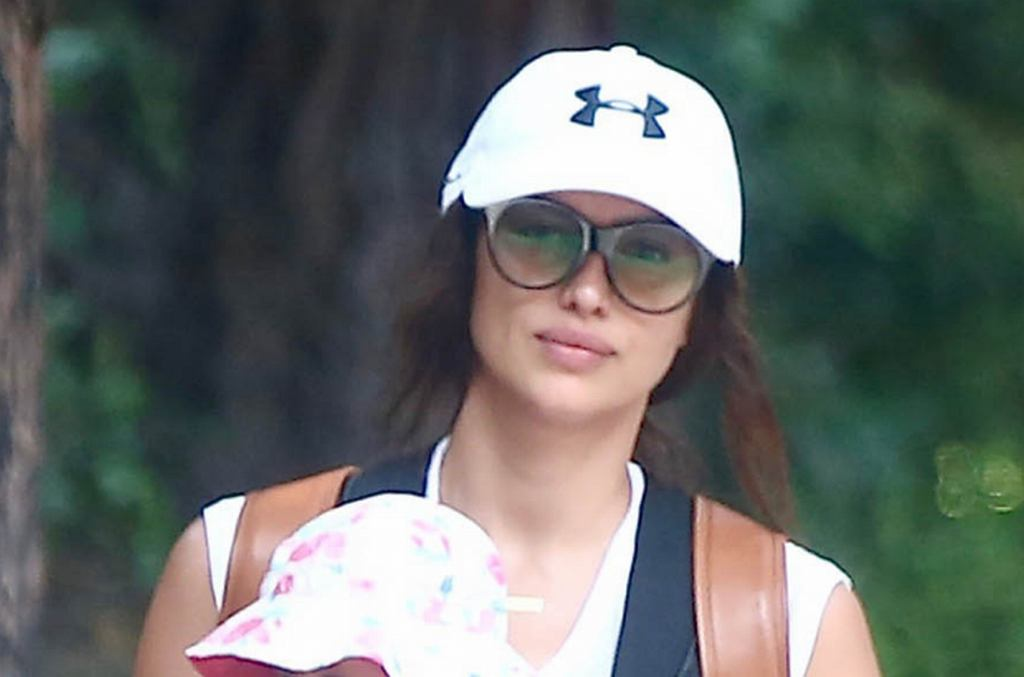 Irina Shayk z córką