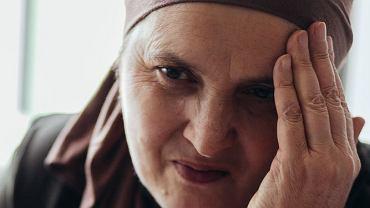 Heda, Czeczenka, która mieszka od lat w Warszawie: 'Nie mam tej waszej polskiej choroby, depresji. A dwie wojny przeżyłam, syna pochowałam. Miał 13 lat'