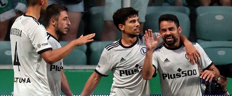 Legia poznała potencjalnych rywali w IV rundzie el. Ligi Mistrzów i Ligi Europy