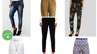 najmodniejsze spodnie na jesień 2015