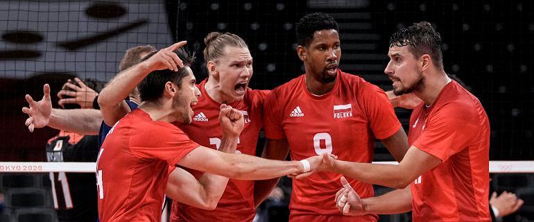 Polscy siatkarze poznali rywali w 1/4 finału igrzysk! Wyłonił go thriller Brazylia - Francja