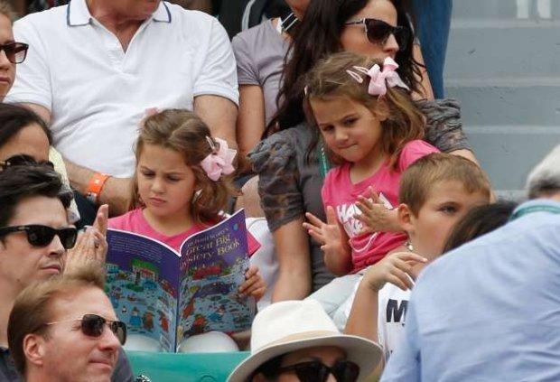 Federer twins
