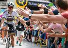 Tour de Pologne. Peter Sagan wygrał I etap. Kraksa tuż przed metą!