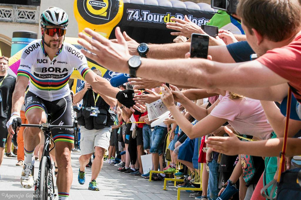 74. Tour de Pologne - Kraków