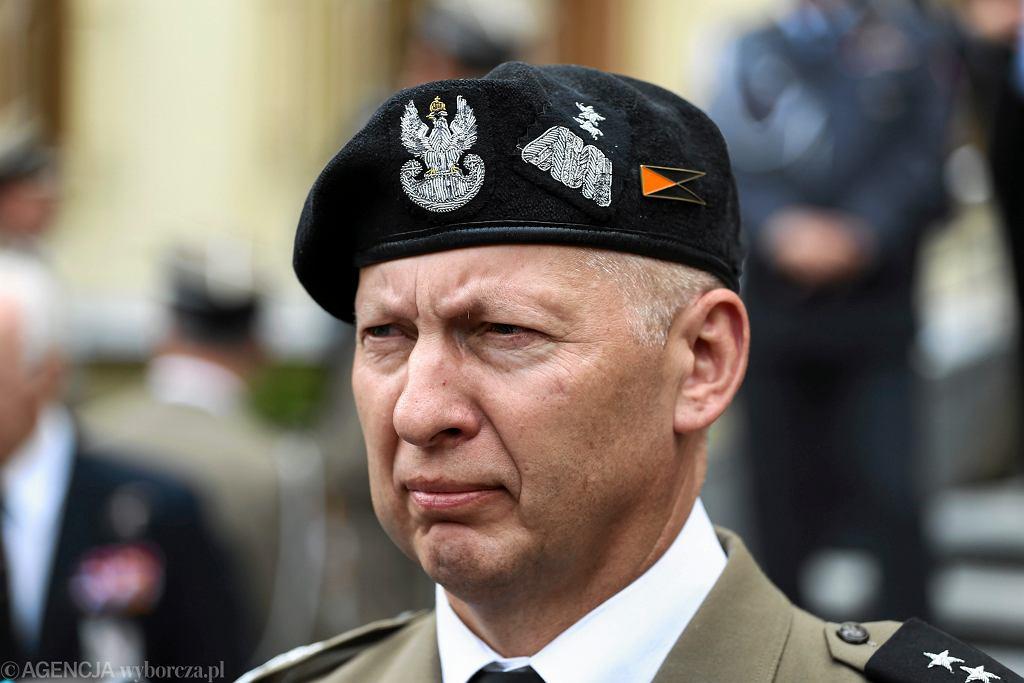 Generał Mirosław Różański