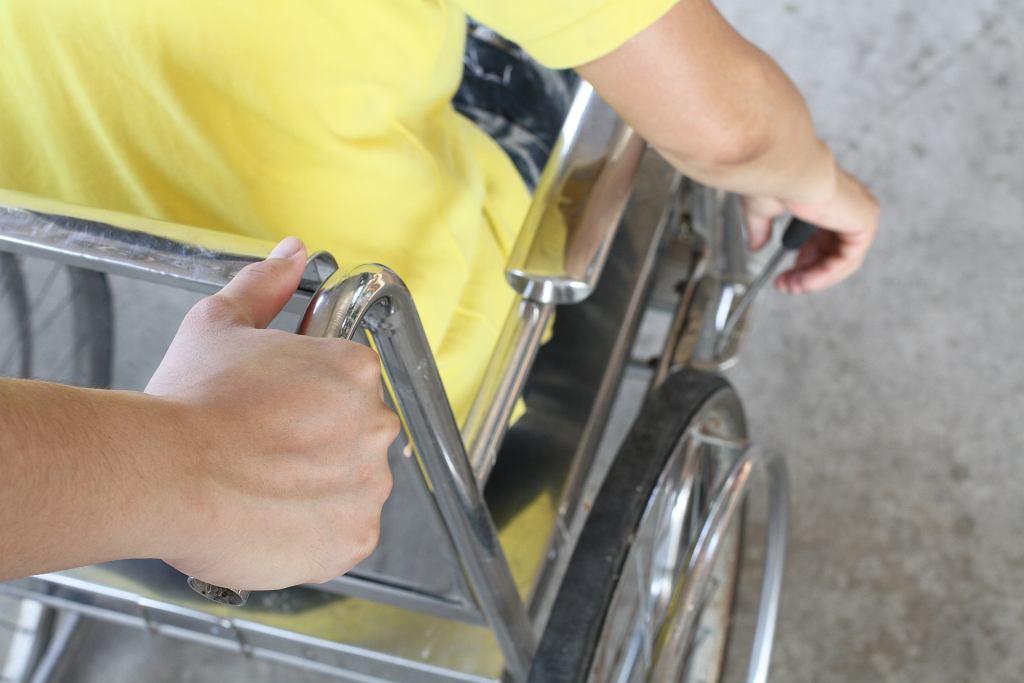 Dzieci bez opieki w Zakładzie Opiekuńczym