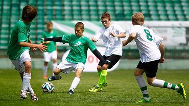 Finał turnieju Lotos Junior Cup 2014