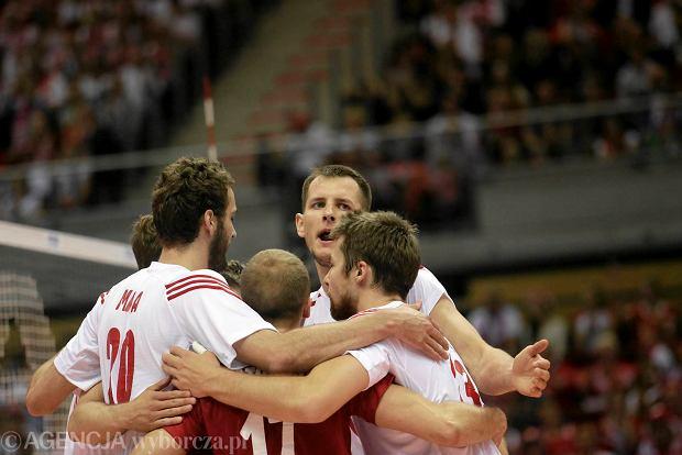 Zdjęcie numer 0 w galerii - Liga Światowa. Efektowne zwycięstwo Polaków z Rosją w Ergo Arenie [ZDJĘCIA]