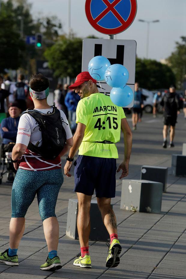 Zdjęcie numer 88 w galerii - Ponad 1200 biegaczy na starcie 37. Toruń Maraton, wygrał Łukasz Oskierko [ZDJĘCIA]