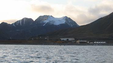 Polska Stacja Polarna Hornsund na Spitsbergenie