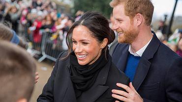 Meghan i książę Harry mają plan. Kurnik nazwany imieniem syna to dopiero początek