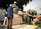 Louis Armstrong balansujący w Częstochowie