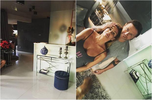 Zdjęcie numer 5 w galerii - Nowocześnie i elegancko. Tak mieszkają Małgorzata i Radosław Majdanowie. Spójrzcie tylko na garderobę!