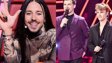 Michał Szpak zaliczył wpadkę w The Voice of Poland