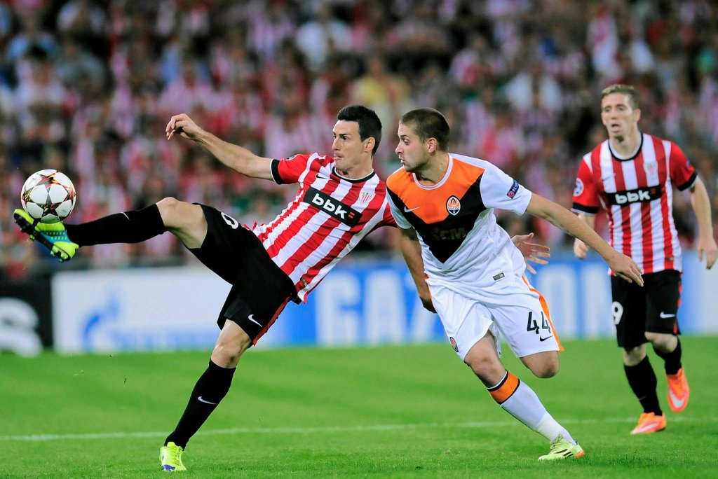 Liga Mistrzów Athletic B. - Szachtar Donieck
