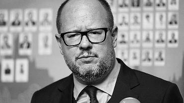 Prezydent Gdańska Paweł Adamowicz.