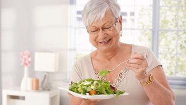 Osoby starsze szczególnie muszą uważać na to, co jedzą