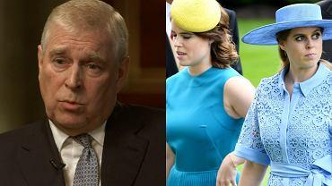 Książę Andrzejzrezygnował z pełnienia królewskich obowiązków. Co z jego córkami? Też będą musiały się wycofać